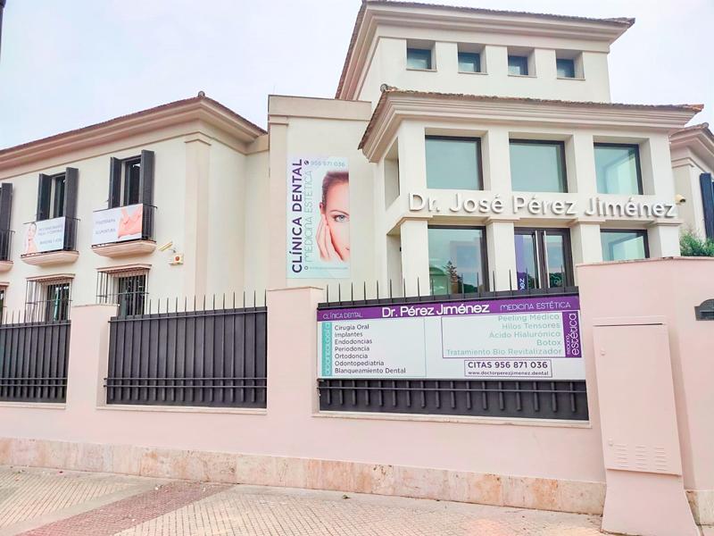 Clínica dental en el puerto de santa maria